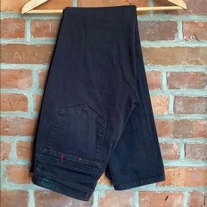 BDG Ankle Cigarette Dark Jeans